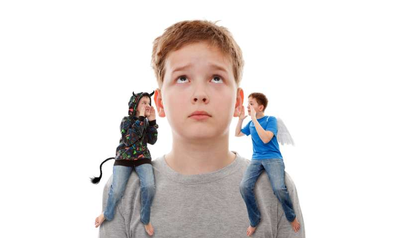 Moral development: children become more caring and inclusive as they age
