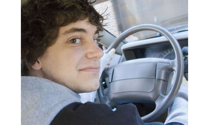 More needs to be done to keep teen drivers safe, pediatricians say