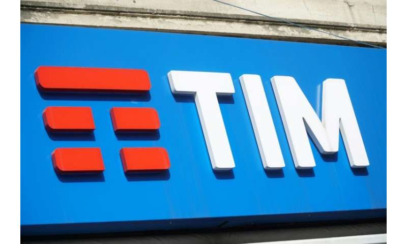 More than half of Telecom Italia's capital is held by funds from outside Italy, including French group Vivendi, which holds a 24