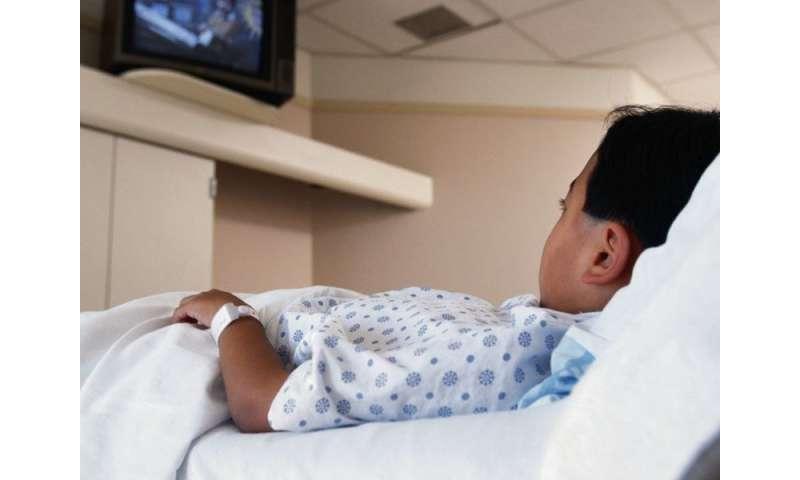 More U.S. kids landing in ICU from opioids