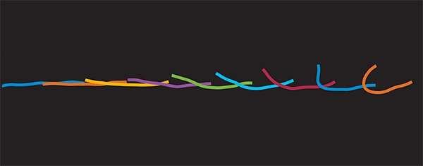 Morphological transitions of biological filaments under flow