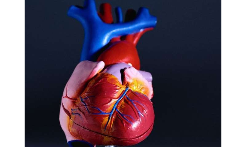 Mortality rate from heart failure higher in women than men