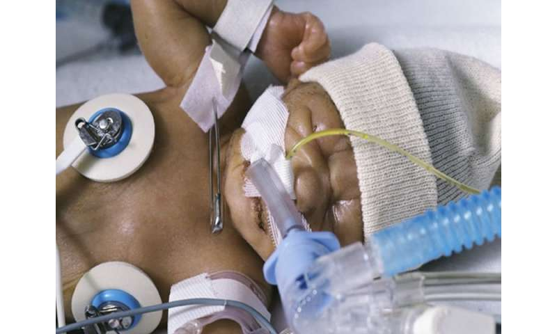 Most premature infants receive early antibiotics
