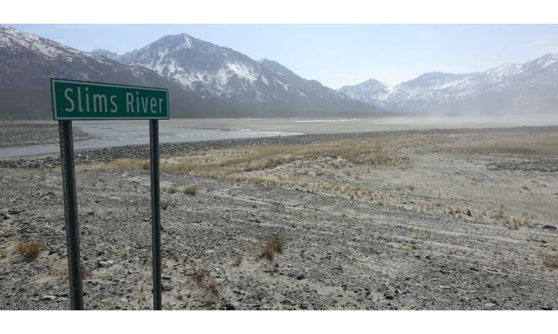 Mountains signalling disappearance of glacier-fed rivers
