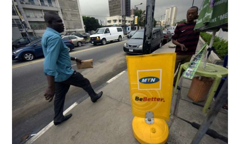 MTN and Nigeria's central bank are at loggerheads over billions of dollars that the South African telecoms giant repatriated