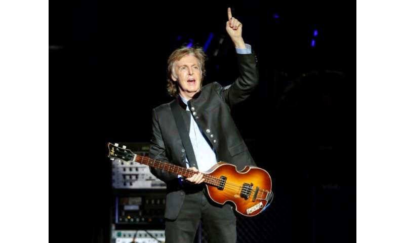 Music legend Paul McCartney was among those pushing to make online platforms legally liable for copyrighted material put on the