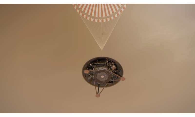 NASA InSight landing on Mars: Milestones