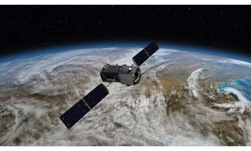 NASA invested in cracking Earth's carbon puzzle