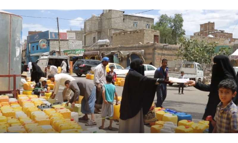 NASA investment in cholera forecasts helps save lives in Yemen
