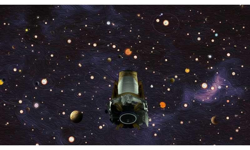 NASA retires Kepler Space Telescope