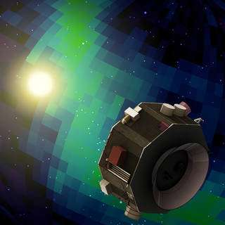 NASA selects mission to study solar wind boundary of outer solar system