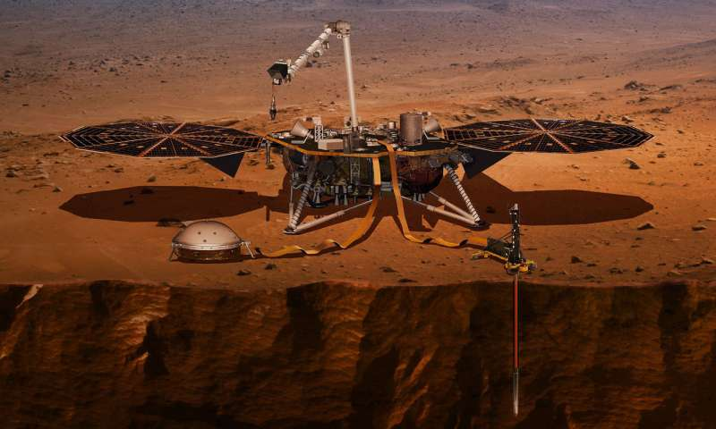 NASA Sets Sights on May 5 Launch of InSight Mars Mission