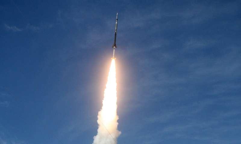 NASA's Hi-C launches to study sun's corona