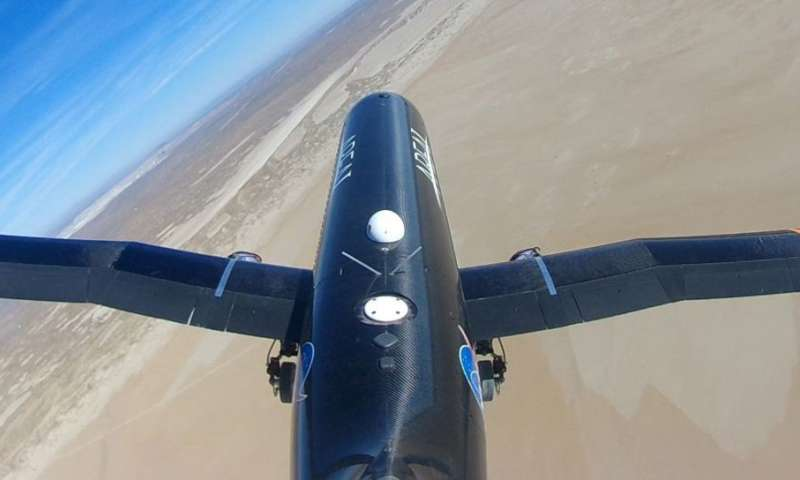 NASA tests new alloy to fold wings in flight