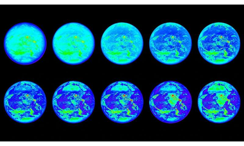 NASA uses Earth as laboratory to study distant worlds