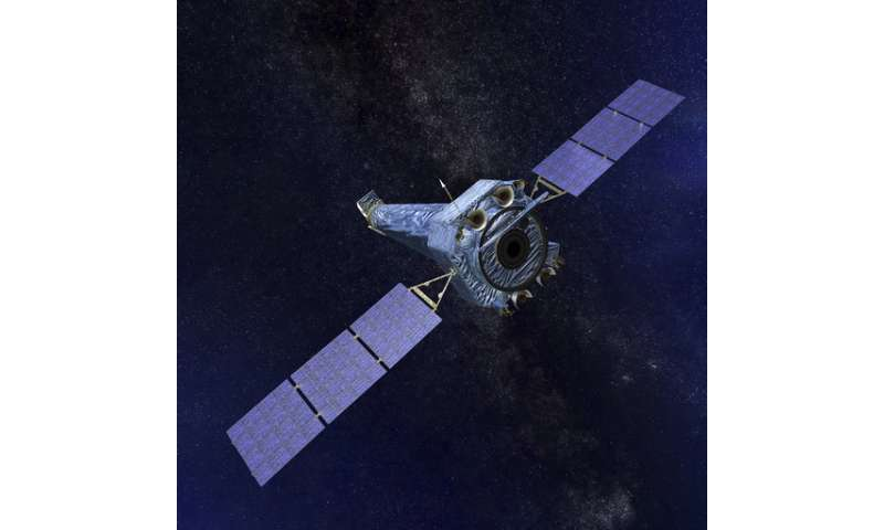 NASA X-ray Space Telescope back online after brief shutdown