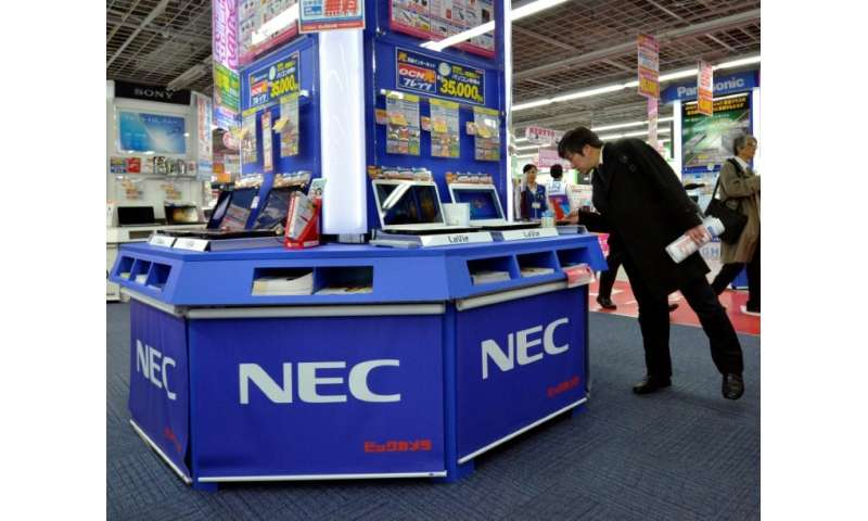 NEC is buying Denmark's KMD as part of efforts to expand its European and global businesses