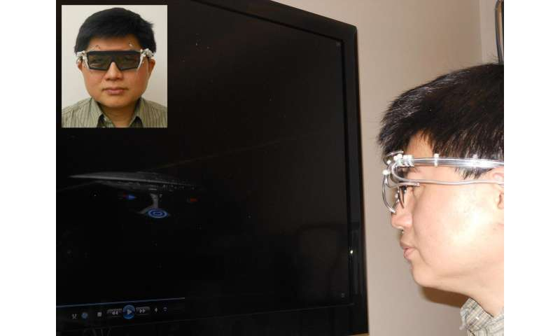 New '4-D goggles' allow wearers to be 'touched' by approaching objects