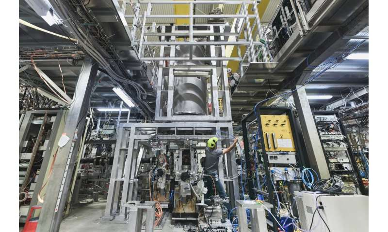 New antimatter gravity experiments begin at CERN