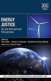 New book examines energy justice, how policy affects those outside of decision makers, politicians