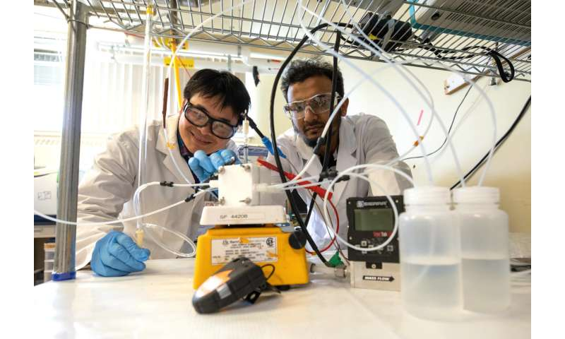 New catalyst upgrades greenhouse gas into renewable hydrocarbons