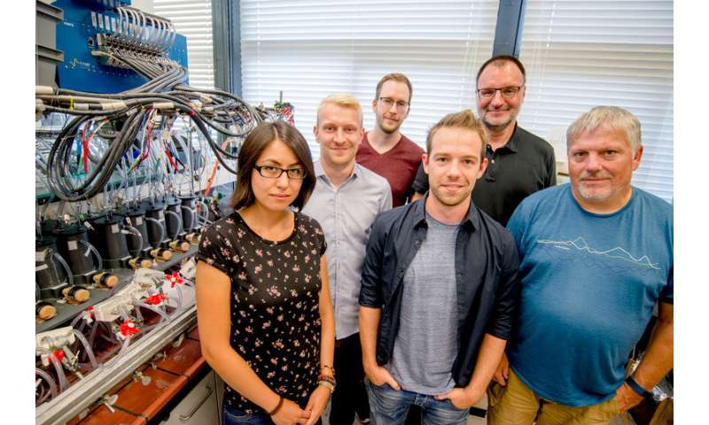 New catalyst with a dual function for hydrogen and plastic production