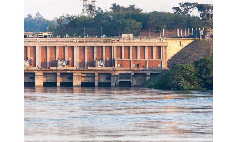 New dams in Africa could add risk to power supplies down the line
