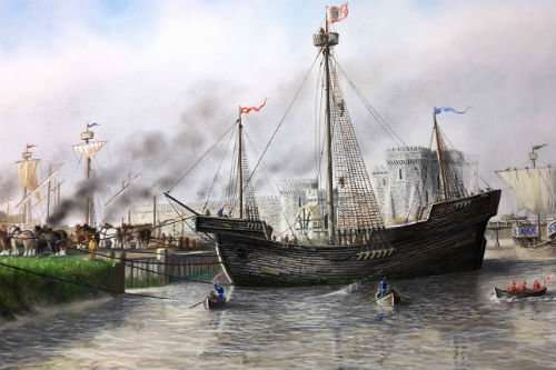 New discoveries about a lost ship from Britain's real 'Game of Thrones'