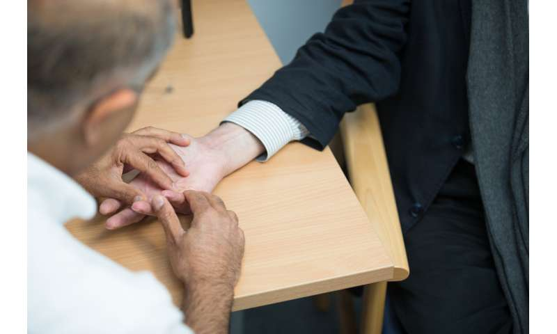 New hope for patients with incurable and disabling hand condition, Dupuytren's disease