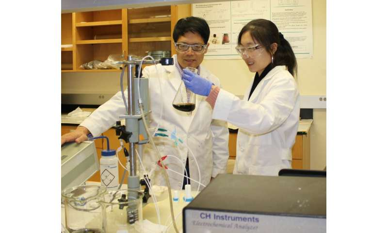 New method could open path to hydrogen economy