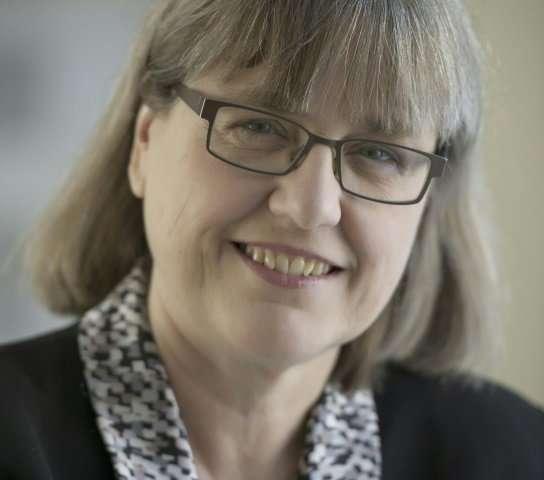 New Nobel laureate Donna Strickland