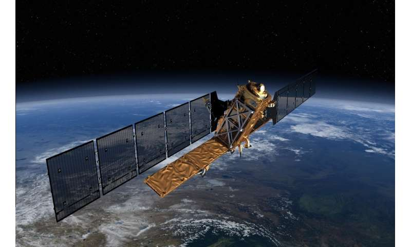 New power generation and propulsion system for satellites
