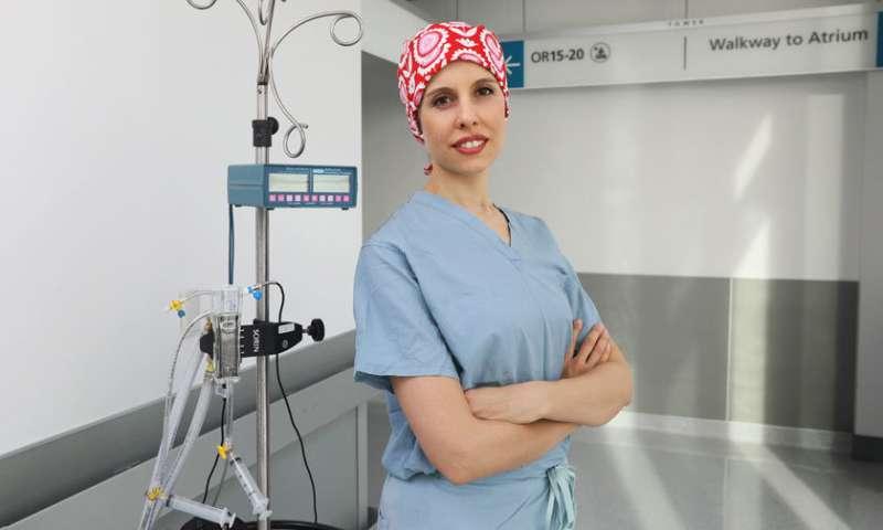 New procedure brings chemo to melanoma