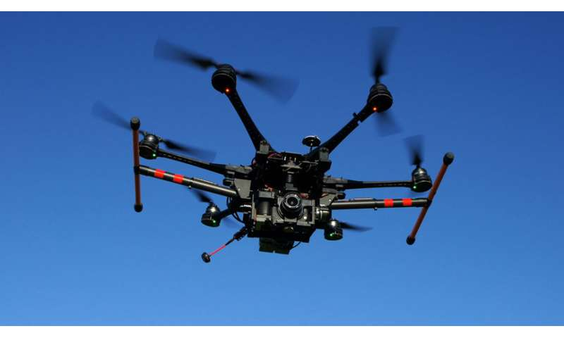 New report highlights how drones can be used for good of society