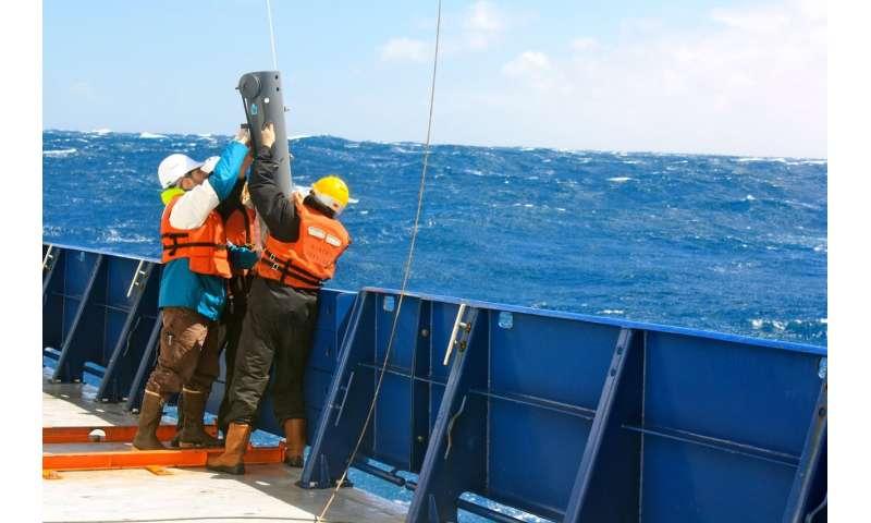 New satellite method enables undersea estimates from space