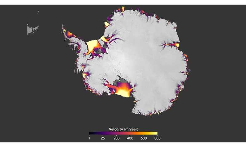 New study brings Antarctic ice loss into sharper focus