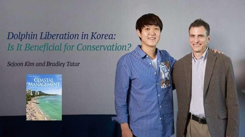 New study investigates dolphin liberation in Korea