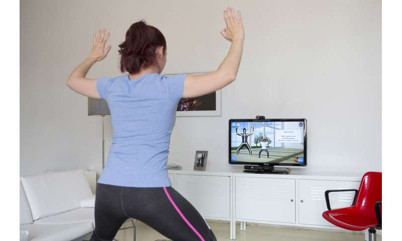 New telemedicine exercise therapy