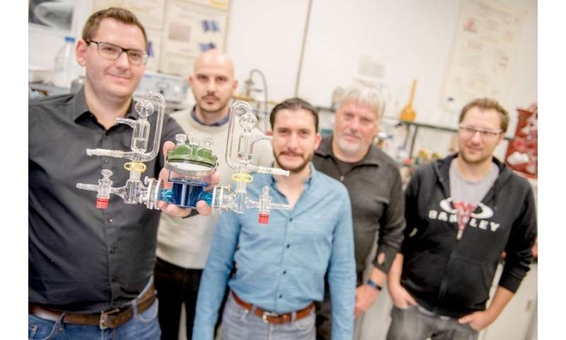 Next step on the path towards an efficient biofuel cell