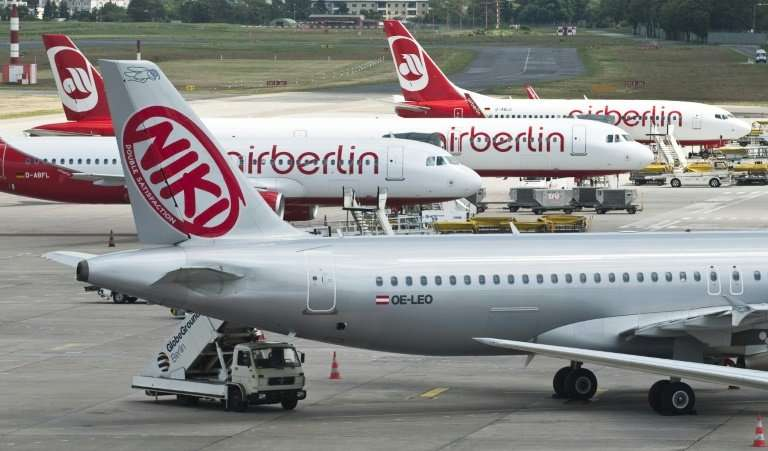 Niki was grounded in December after applying to open insolvency proceedings