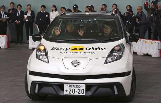 Nissan not changing autonomous drive tests over Uber crash