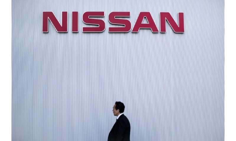 Nissan warned that next year could get choppy