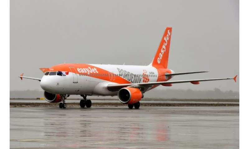 No-frills airline EasyJet reported strong annual results