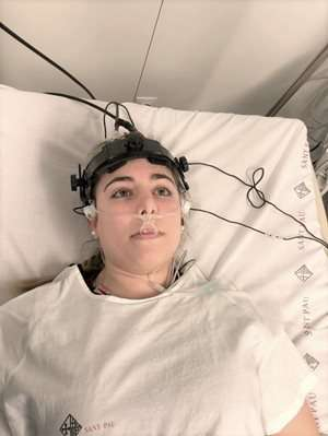 Noninvasive optical sensors provide real-time brain monitoring after stroke