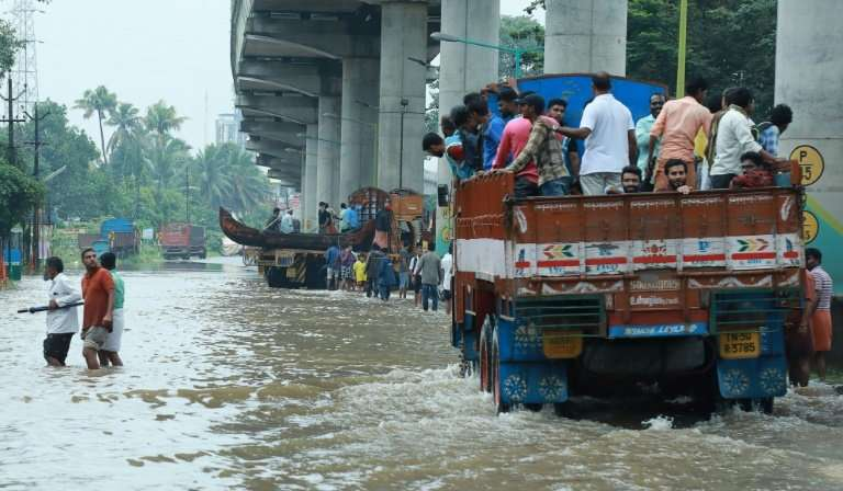 North and central Kerala has been worst hit by the floods