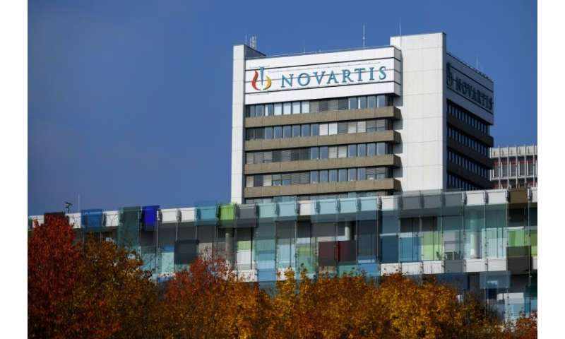 """Novartis in January reported that strong sales of two of its main blockbuster drugs enabled it to turn in a """"good operation"""