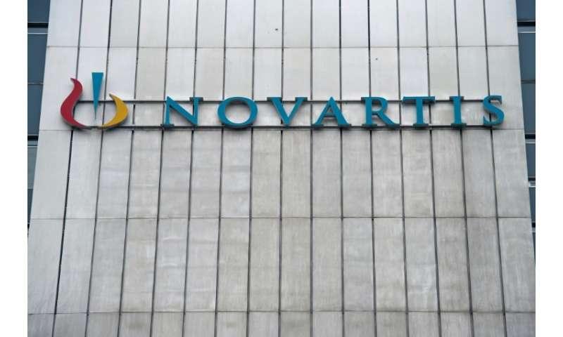 Novartis said it had 'a good year' in 2017