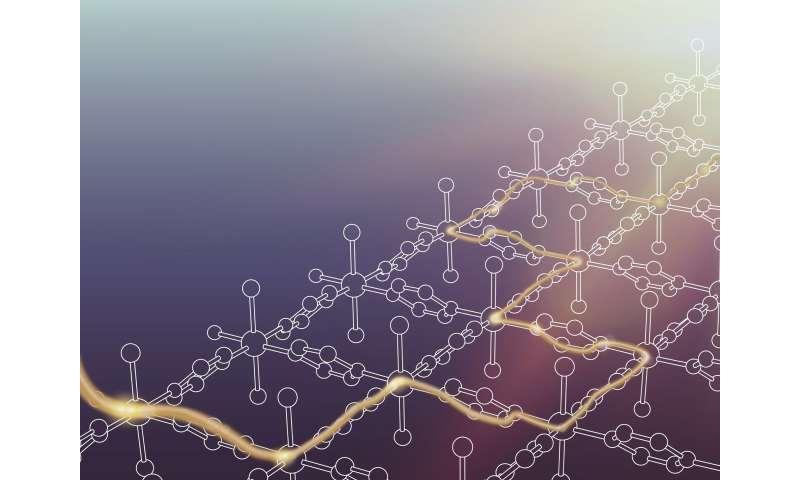 Novel nano material for quantum electronics