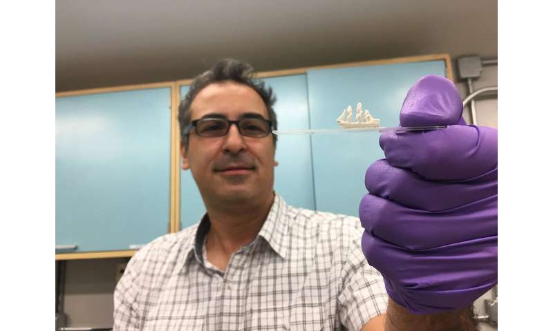 Now, you can 3-D print clay, cookie dough – or solid rocket fuel