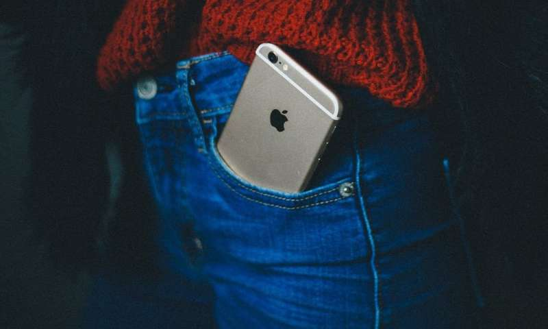 No, you're probably not 'addicted' to your smartphone –but you might use it too much